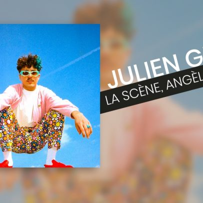 Julien Granel - La Scène - Cover