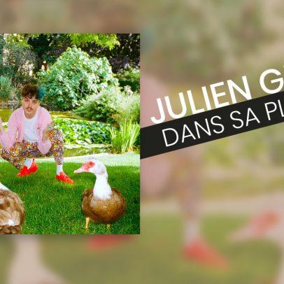 Julien Granel - PlayList - Cover