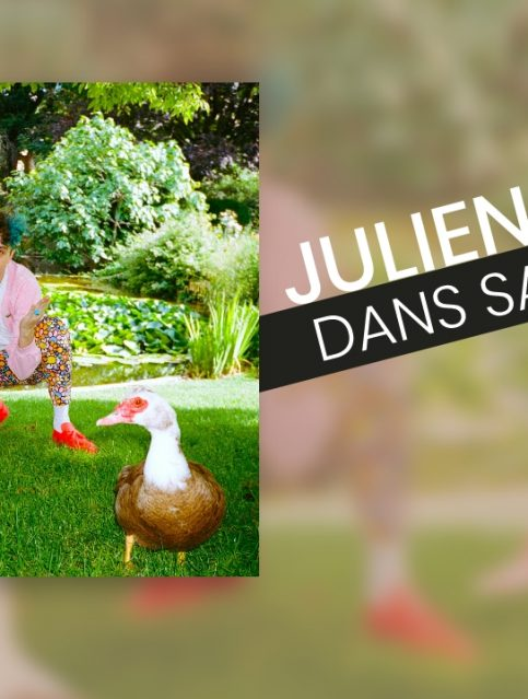 Julien Granel - PlayList - Cover