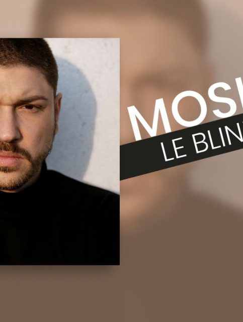Mosimann - Blind Test - Cover