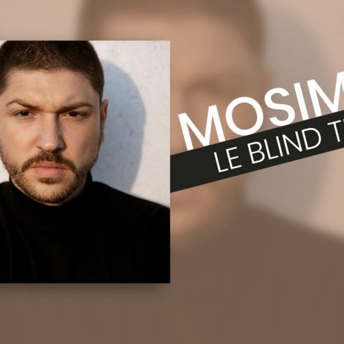 Mosimann - Blind Test - Cover