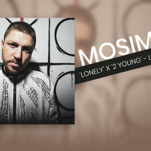 Mosimann - Lonely x 2 Young - Live Acoustique - Cover