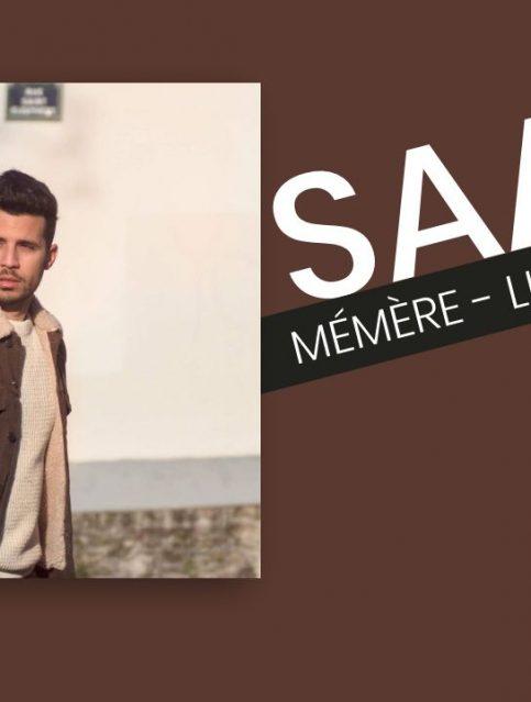 Saam - Mémère - Live Acoutique
