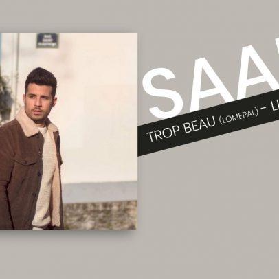 Saam - Trop Beau - Lomepal - Live Acoustique