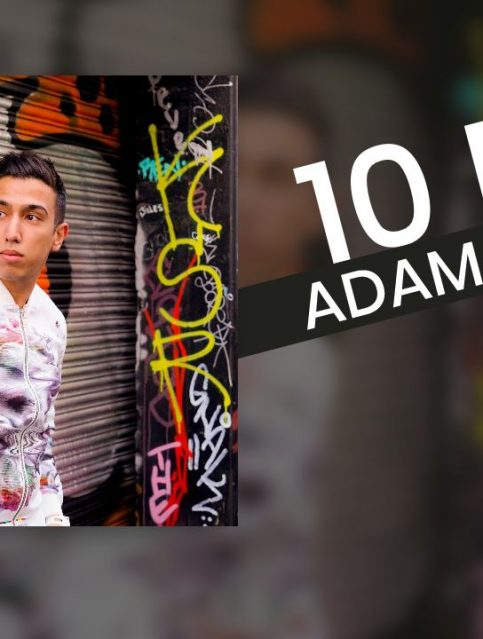 10 Moi - Adam Trigger - Cover
