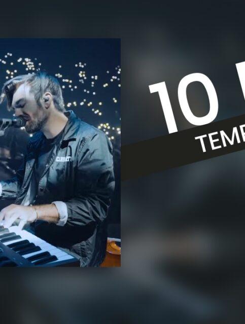 10 Moi Temper - Cover