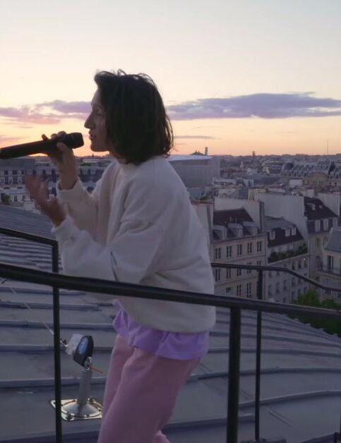 Aloïse Sauvage - Live Me If You Can - Capture YouTube