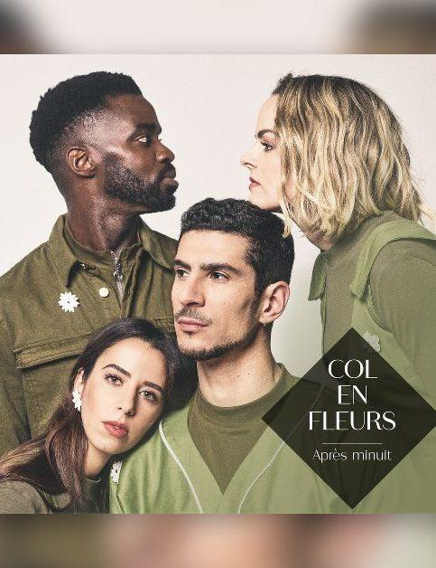Col en Fleurs - Après Minuit - CoverCol en Fleurs - Après Minuit - Cover