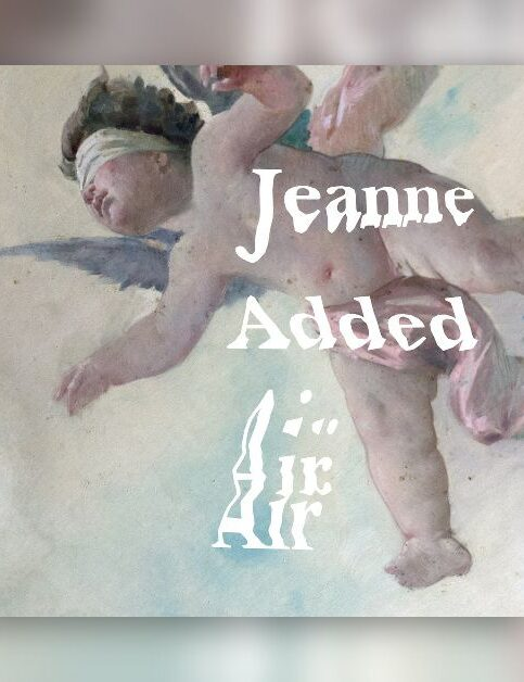 Jeanne Added - Air - Cover