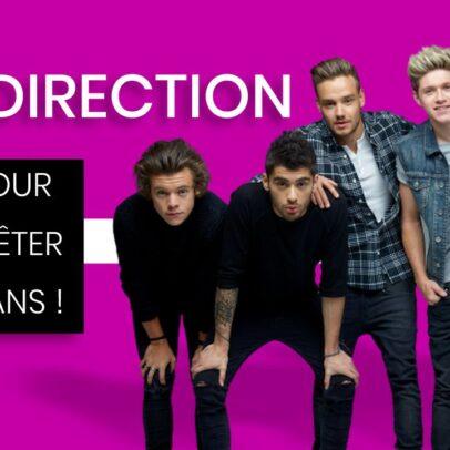 One Direction de retour pour fêter ses 10 ans