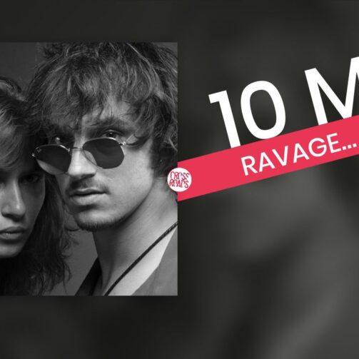 10 Moi - Ravage - Crossroads Festival - Cover