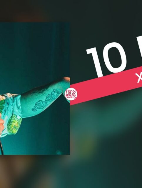 10 Moi - XIII Amer - Crossroads Festival - Cover