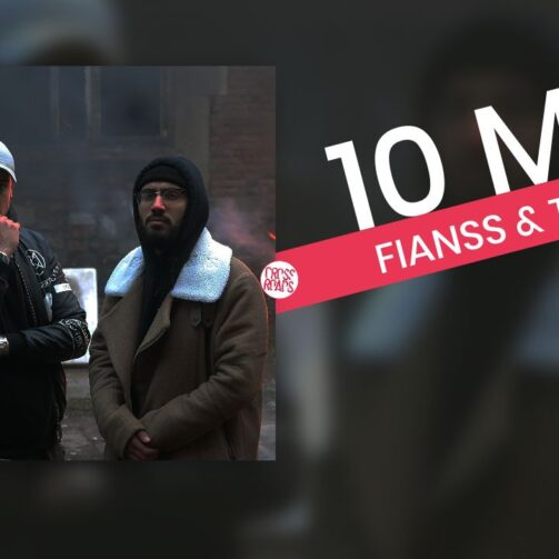 10 Moi - Fianss & Theezy - Crossroads Festival - Cover