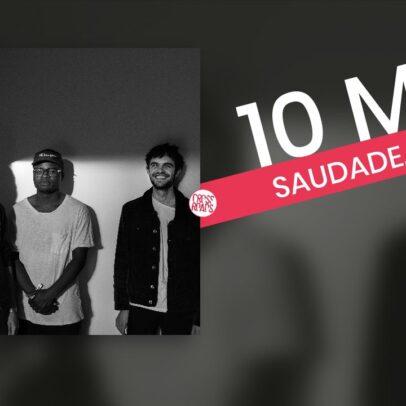 10 Moi - Saudade - Crossroads Festival - Cover
