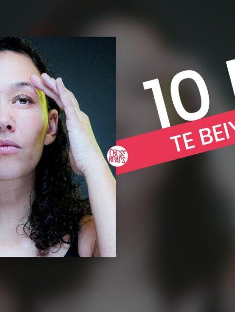 10 Moi - Te Beiyo - Crossroads Festival - Cover
