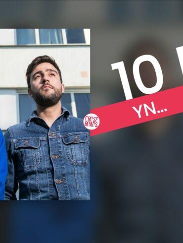 10 Moi - YN - Crossroads Festival - Cover