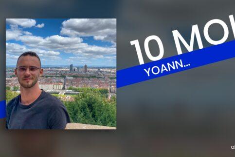 10 Moi - Yoann Tome Mestre - Cover