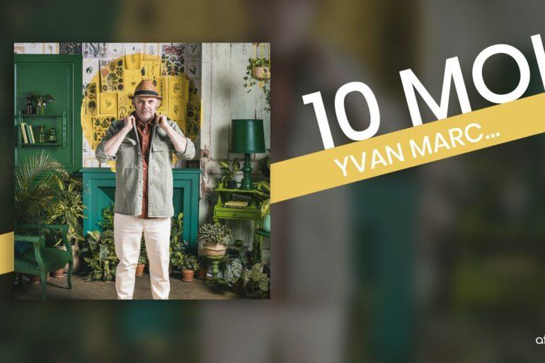 10 Moi - Yvan Marc - Cover