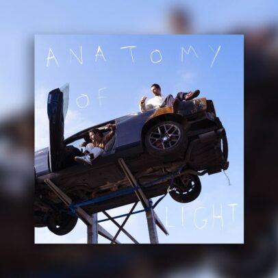 AaRON - Anatomy Of Light - Cover
