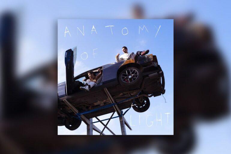 AaRON - Anatomy Of Light - Cover