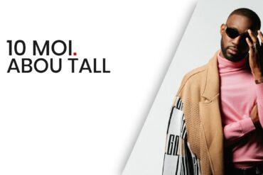 10 Moi - Abou Tall - Cover