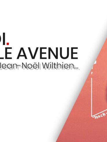 10 Moi - Royale Avenue - Jean-Noël Wilthien - Cover