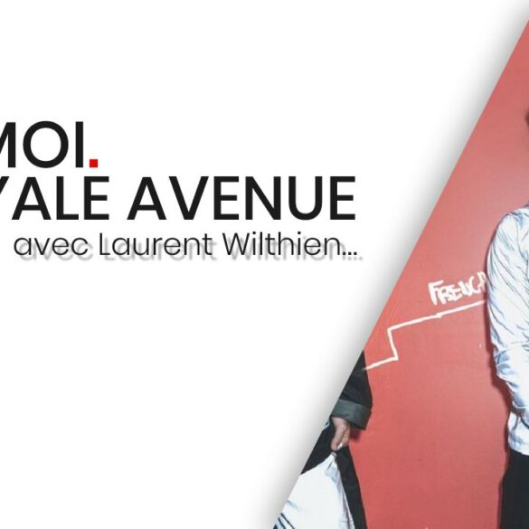10 Moi - Royale Avenue - Laurent Wilthien - Cover