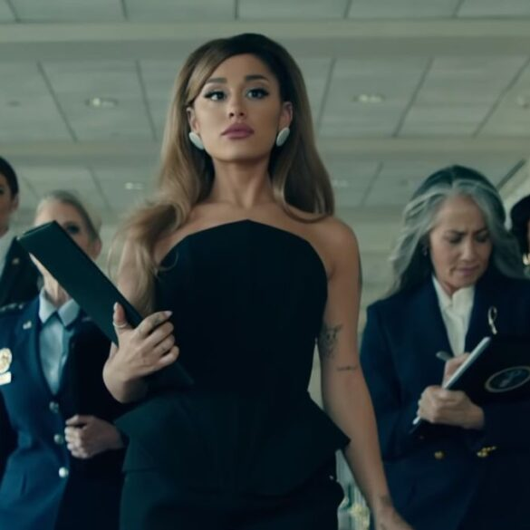 Ariana Grande - positions - Capture YouTube
