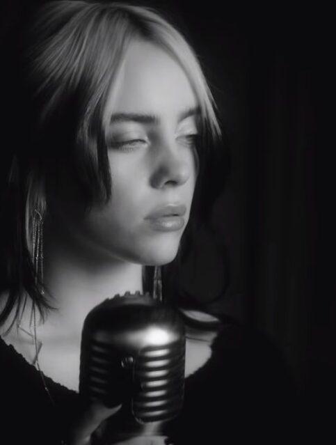 Billie Eilish - No Time To Die - Capture YouTube