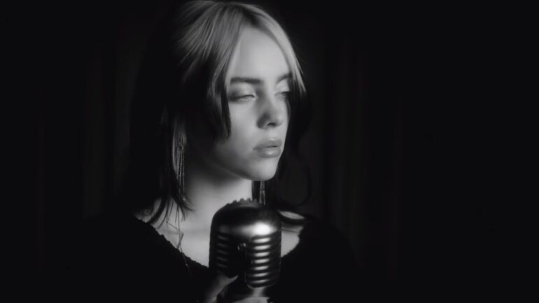 Billie Eilish - No Time To Die - Capture YouTube