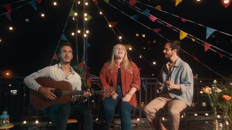 Boulevard des Airs - Tu seras la dernière - Capture YouTube