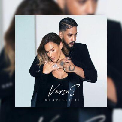 Vitaa & Slimane - VersuS - Chapitre II - Cover