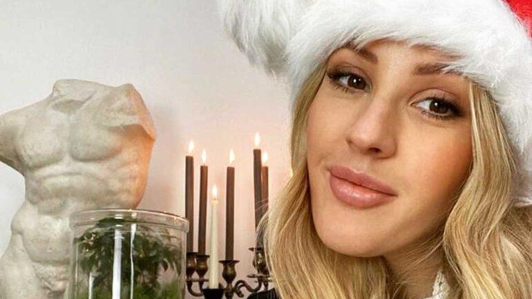 Ellie Goulding - via Facebook