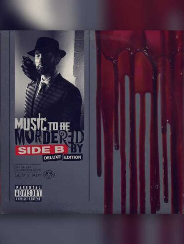 Eminem - Music To Be Murdered By - Side B - Bannière
