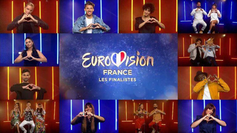 Eurovision France 2021 - DR