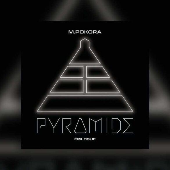 M Pokora - Pyramide Épilogue - Bannière