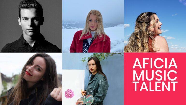 aficia music talent - janvier 2021