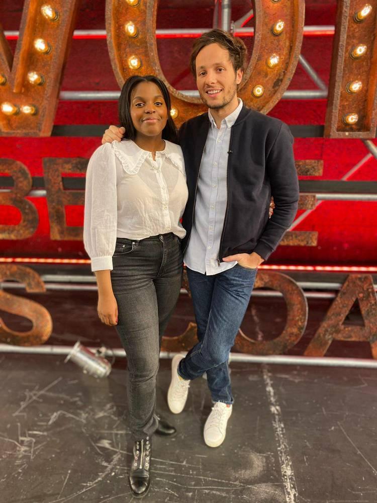 Mentissa & Vianney - © BUREAU 233 - ITV - TF1