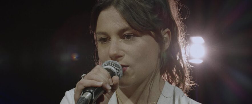 Amouë - Tes larmes live - Capture YouTube