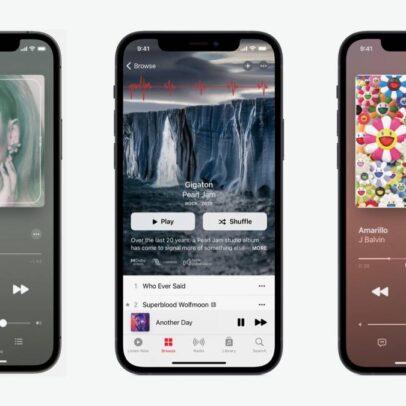 Apple Music - Audio Spacial - Bannière