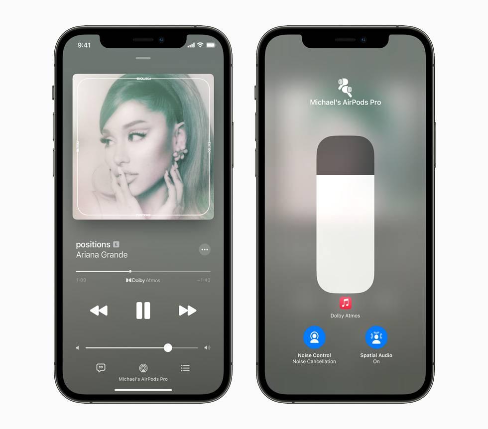 Apple Music - Audio Spacial