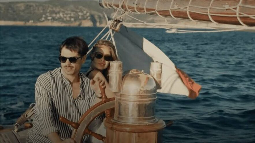 Benjamin Cotto - Le Grand Bleu - Capture YouTube