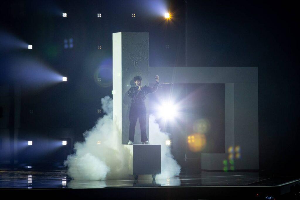 Gjon's Tears - Switzerland - Eurovision 2021 - © EBU - Thomas Hanses