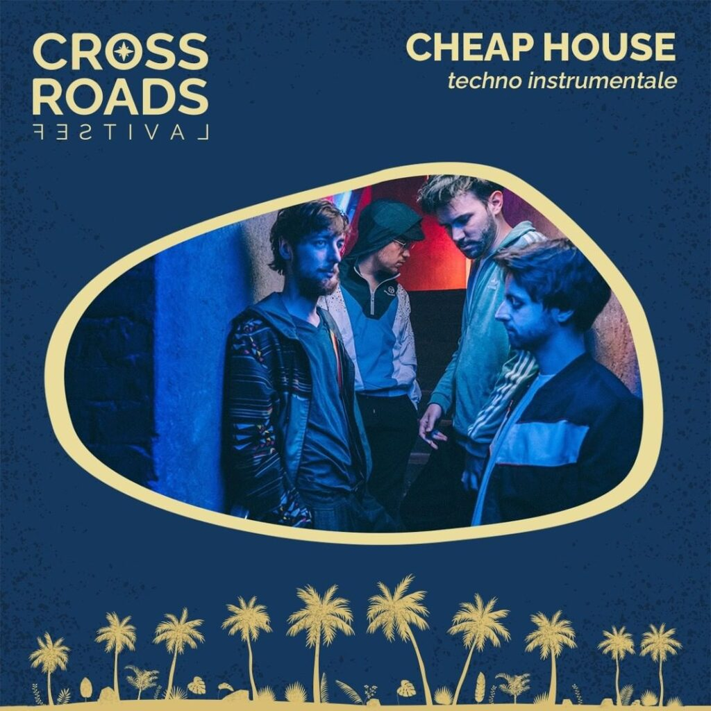 Cheap House - Crossroads Festival 2021